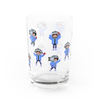Bugって花井(サメとゲーム)のメガマウスおんど Water Glass
