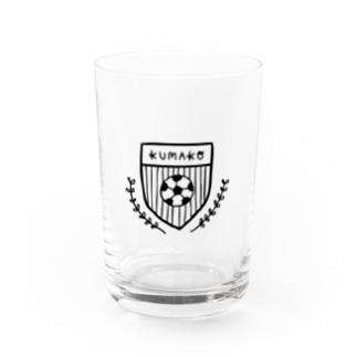 KUMAKO SOCCER 2 Water Glass