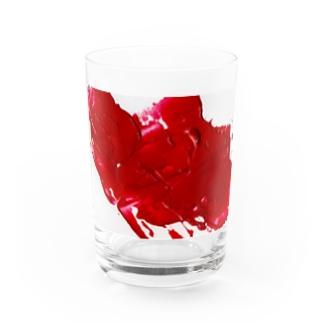 赤 Water Glass