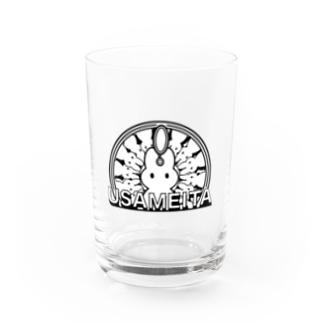 閃きウサギ!USAMEITA Water Glass