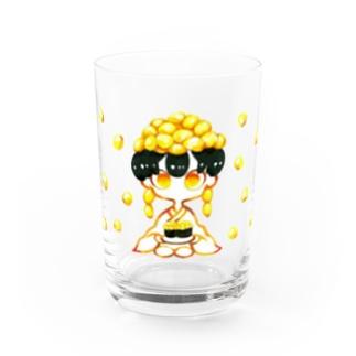 マヨコーンちゃん。 Water Glass