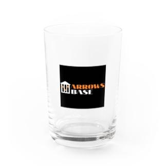 ARROWS BASE🍊 Water Glass