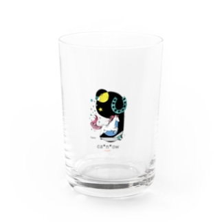 ca*n*ow2020『9』グラス Water Glass