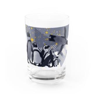 ペンギンスター Water Glass