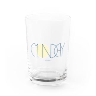MONDAY_01 Water Glass