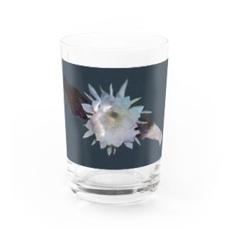 月下美人 Water Glass