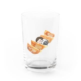 ぎょうざになりたい Water Glass