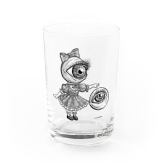 目玉少女 Water Glass