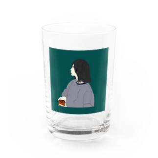 night owl Water Glass