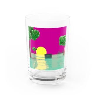 IMAGINALY FEELINGS Water Glass