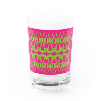 Makeover Monster  Water Glass