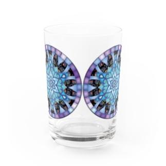 ステンドグラス Water Glass