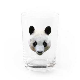 Panda! Water Glass