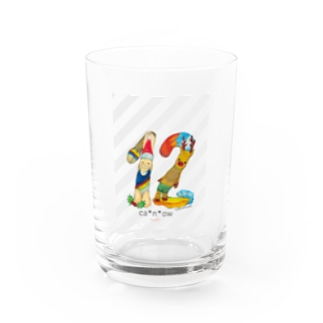 ca*n*ow2020『12』グラス Water Glass