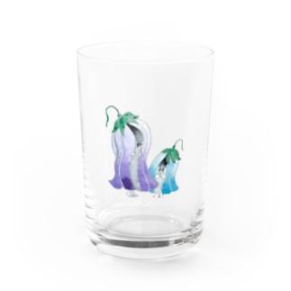 ふたご花妖怪 Water Glass