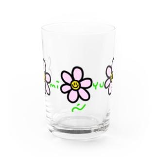 KoBbana. Water Glass