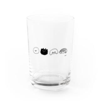 じゃこくままりんぱん Water Glass