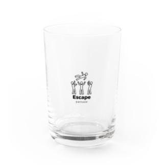 脱出くん Water Glass
