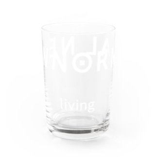 NEWNORMAL living Water Glass