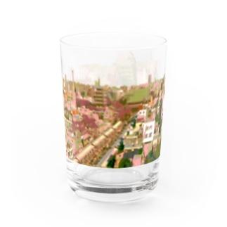 浅草 Water Glass