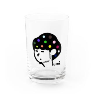 ゆるすみグラス ソロ Water Glass