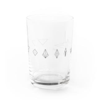 おりづる Water Glass