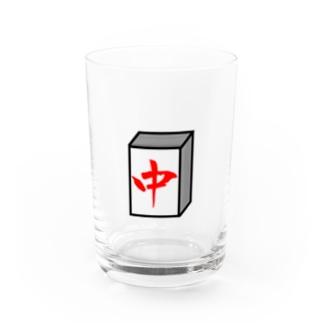 虚無僧 グラス Water Glass
