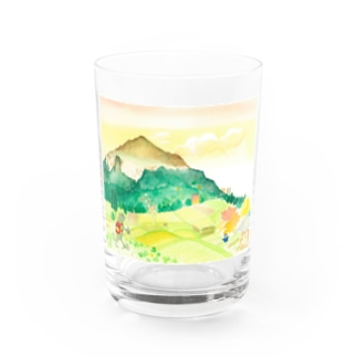 武甲山 Water Glass