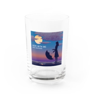 グラス【HERE WITH ME】 Water Glass