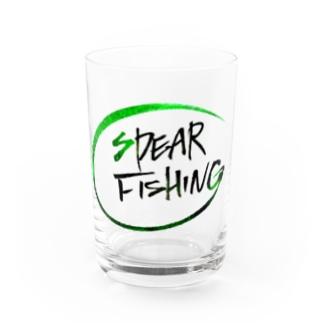 SPEAR FISHING・素潜り Water Glass