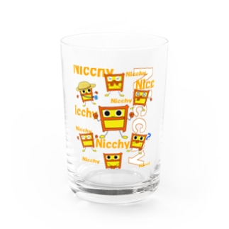 Nicchy Water Glass
