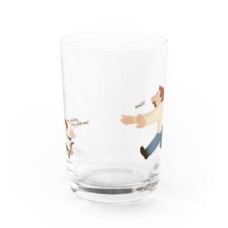 Wait!!! Water Glass