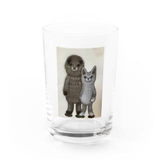 Rukko&Shinba02 Water Glass