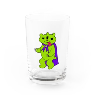 Ah! Devil the Boo Water Glass