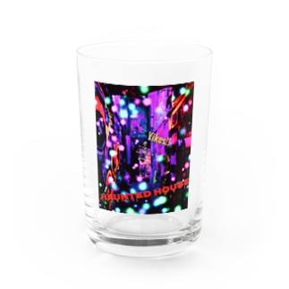 haunted HOUSE Water Glass