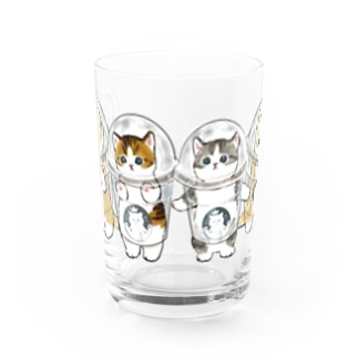 防御力ZERO宇宙服 Water Glass
