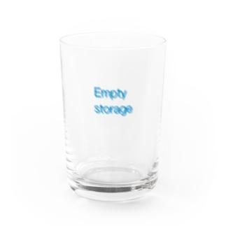 Empty storage 〜空置き場〜 Water Glass
