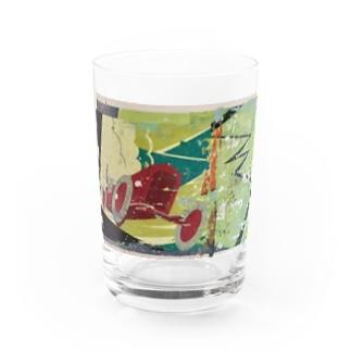 Automobilistico, Turin, Italy. Water Glass