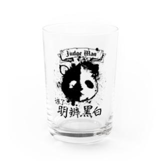 Judge PANDA C Water Glass