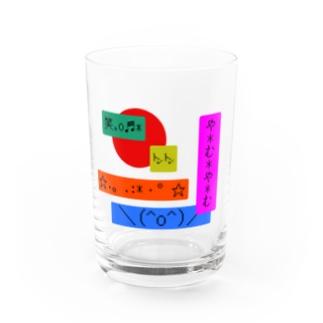 \(^o^)/ Water Glass
