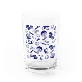 WEBYAのうどん屋にありそうなグッズ Water Glass