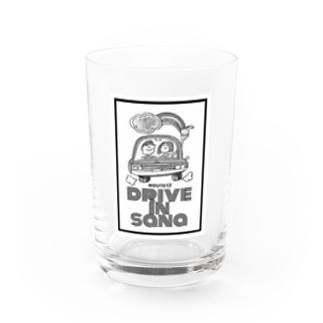 drive in SANA Water Glass