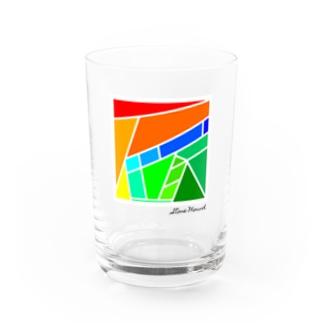 石塚さんシリーズ Water Glass