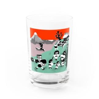 ふるさと Water Glass