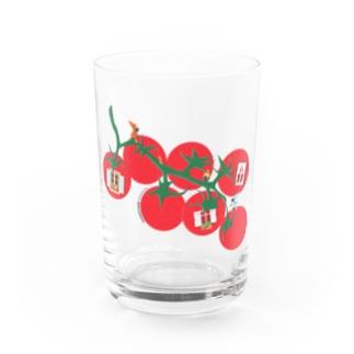 tomatomado/トマト窓 Water Glass