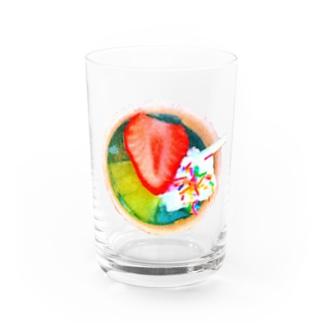 勝利 Water Glass