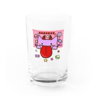 キャンデビ Water Glass