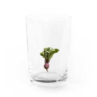 かぶちゃん その2|切り抜き Water Glass