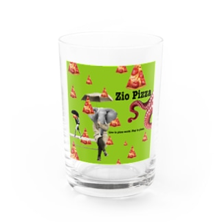 象と蛸ピザの時雨 Water Glass