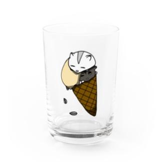 アイス? Water Glass